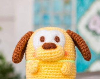 Ufufy Pluto Amigurumi from Disney The Aristocats Crochet Pattern