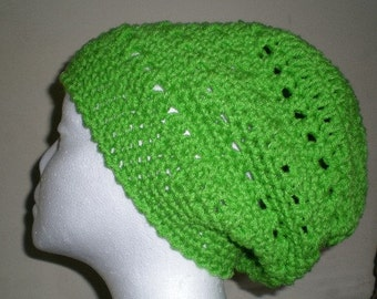 Limey Slouchy Hat