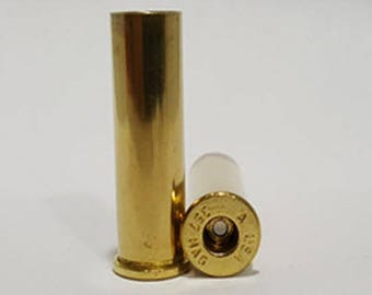 357 Magnum Once Fired Brass For Sale Cleaned. Free Shipping. Pkg of 100/200
