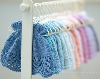 Textured Dresses Pattern