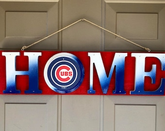 Chicago Cubs | Chicago Cubs Decor | Chicago Cubs Signs | Chicago Cubs Gifts | Chicago Cubs Fan