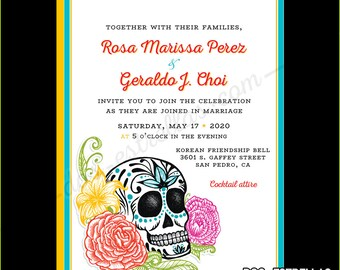 POR SIEMPRE - FOREVER Wedding Invitations