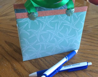 Small gift or favor bags 5pk