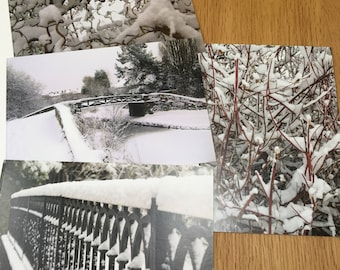 4 Christmas Card Bundle Special Offer