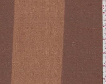 Golden Orange Silk Dupioni, Fabric By The Yard