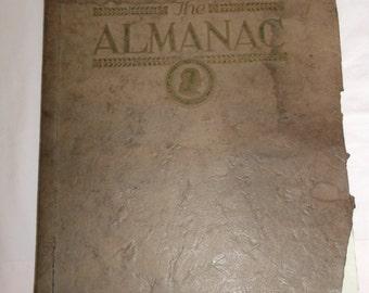 LA Franklin High School Yearbook 1924 Almanac