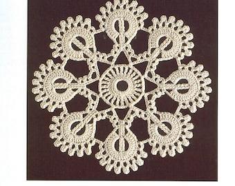 Crochet pattern PDF crochet pattern Crochet tutorial Flower pattern Crochet pillow  Chart  Flowers pdf flower pattern  pdf pattern