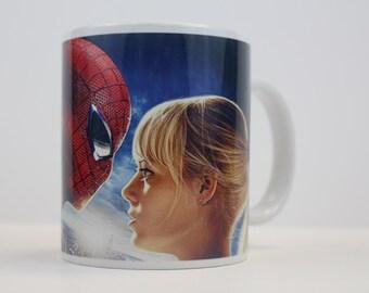 Spiderman Gwen Stacy Coffee Mug