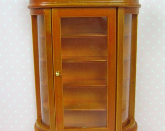 New 1:12 scale dolls house miniature cupboard