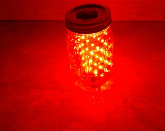 Mason Jar LED Light