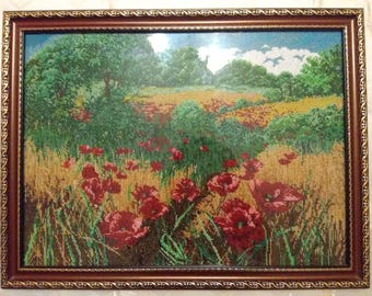 """Picture """"Poppies"""" 2"""