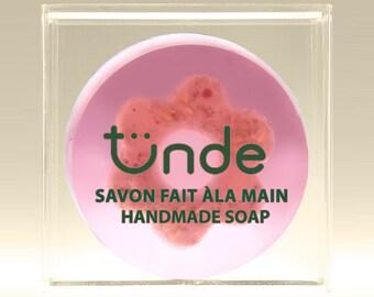 Handmade natural oatmeal soap