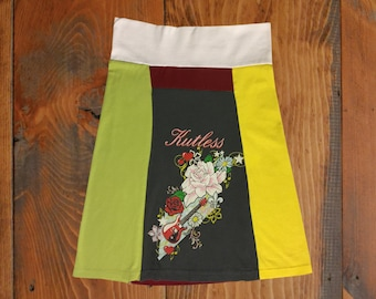 Kutless T-Shirt Skirt, Size Small