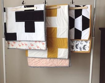Custom Quilt - Modern Quilt - Custom Quilt Order