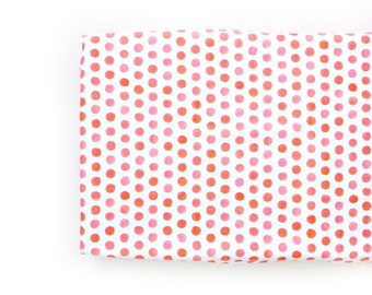 Changing Pad Cover Watercolor Coral Dots. Change Pad. Changing Pad. Minky Changing Pad Cover. Coral Changing Pad Cover. Changing Pad Girl.