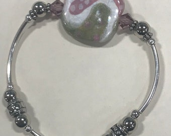 Blessing bracelet made to inspire , pricide hope or simply make you smile !