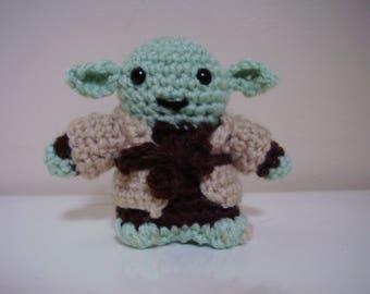 Star Wars Yoda Amigurumi, Star Wars Yoda, Yoda, Star Wars, Amigurumi
