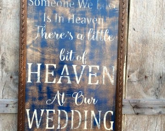 Simply Rustic Creations wedding blessing