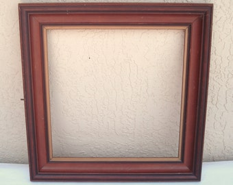 Vintage Wood Picture Painting Frame.