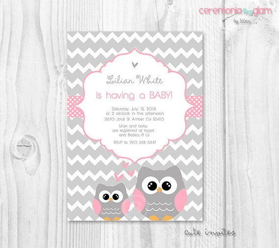 baby pretty invitations whoo pixels x ba gray invitation spring shower owl