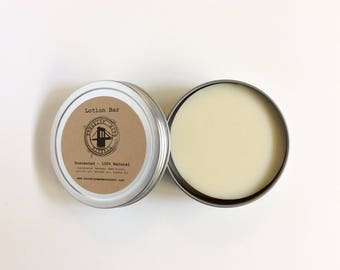 Unscented Lotion Bar, solid lotion, Lotion bar, Brooklyn lotion, Shea butter lotion, natural lotion bar, natural lotion, solid lotion bar,