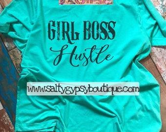 Girl Boss Hustle