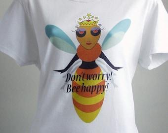 Queen Bee T shirt