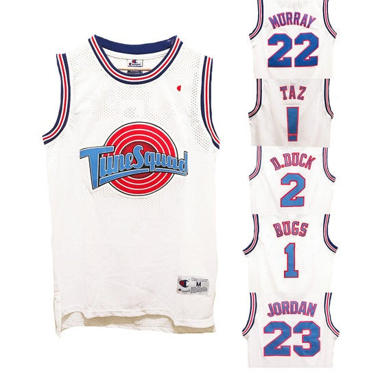 7114ab98bf5 23 michael jordan space jam tune squad limited edition black basketball  jerseys; like this item