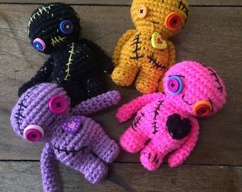 Halloween Amigurumi Crochet Pattern : Crochet doll pattern unicorn poop amigurumi doll pattern