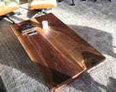 Contemporary Black Walnut...