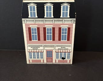 The Cat's Meow ~ Schneider's Bakery ~ Series XIII ~ 1995 ~ Vintage