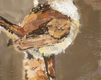 Marsh Wren #7