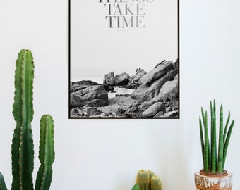 Some things take time. DARKSILVER edition. Photography in B/W print and darksilver stamping. Photograph by Salva López