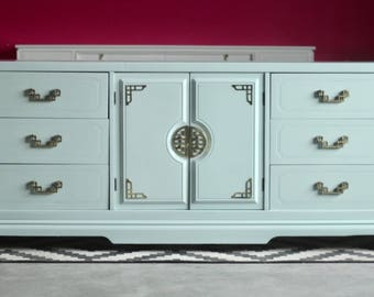 Asian style Dresser  - Available for custom lacquer