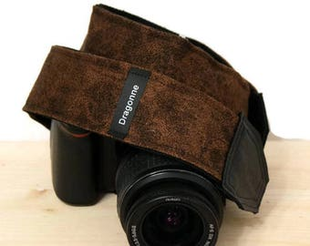 Stylish Camera Strap Chic and sweel- Customized Strap for Nikon, Canon, etc. - Ideal woman gift - Photographer shoulder strap