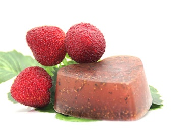 Soap Scrub Strawberry