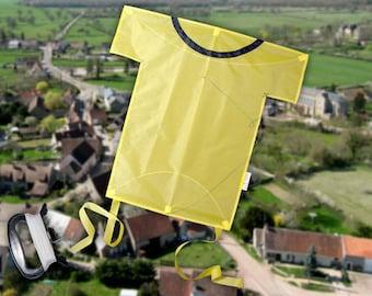 Maillot jaune kite