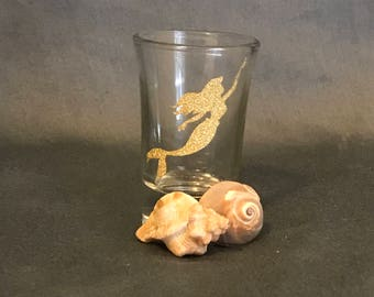 The Little Mermaid, Ariel, shot glass