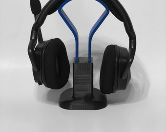 Headset Stand   Custom Headphone Stand Headphone Holder Headphones Fortnite Gifts Xbox Xbox One S Xbox 360 Playstation Playstation 4 PS4 PC