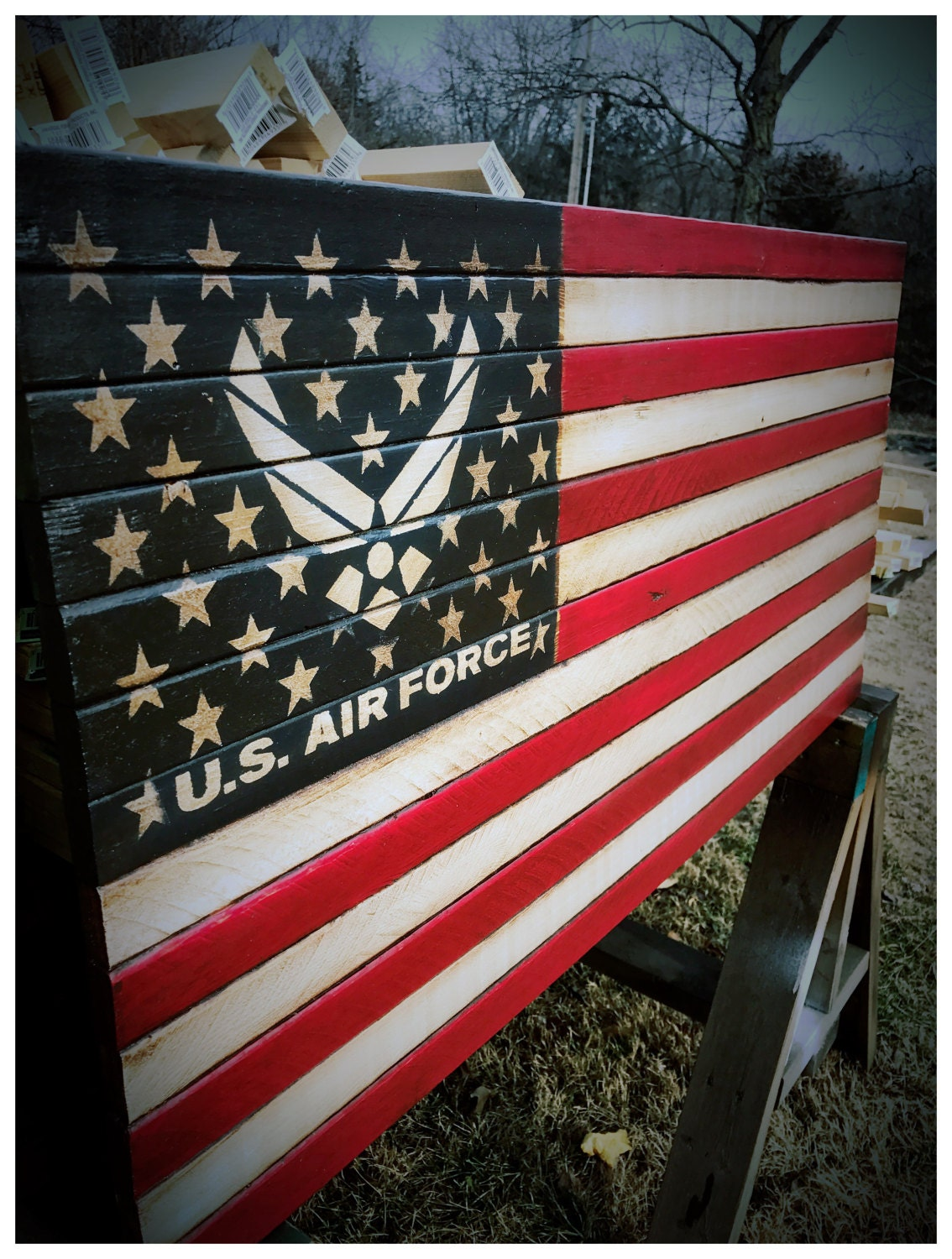 United States Air Force Air Force American Flag US Air Force