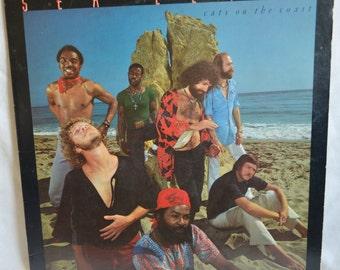 Vintage Record Sea Level: Cats on the Coast Album CPN-0198
