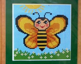 KIT canvas Butterfly ref AR1022