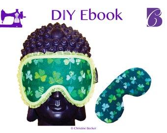 Ebook PDF Pattern and Tutorial Eye Mask