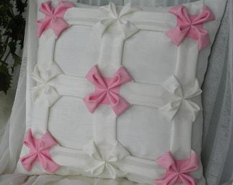 Kids Room Decor Pink Pillow Cover, Children Cushion, Pink Pillow, Kids Pillow, Girl Room Decor, Baby Girl Pillow, Pink Pillow Case