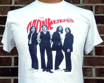 The Monkees / Beatles Graphic Tee