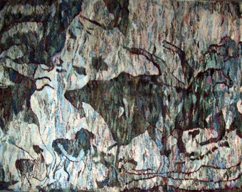 Lascaux(silk tapestry)