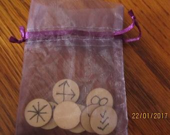 Witchcraft Runes Divination