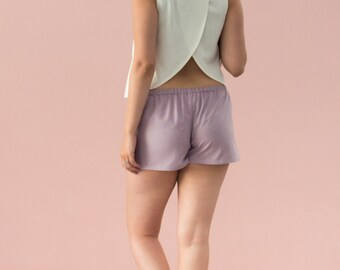 Opal | Washable Natural Silk Top