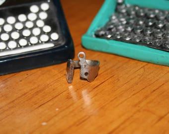 Rabbit™ Typewriter Ring (Positivity & Equality)