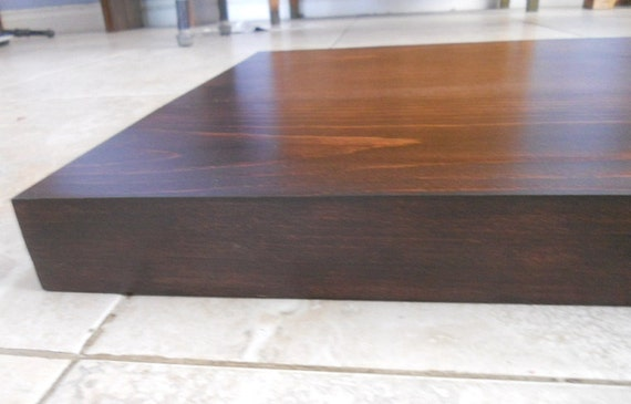 Custom Made Solid Wood Table Topsdesk Tops Shelves - Custom made wood table tops